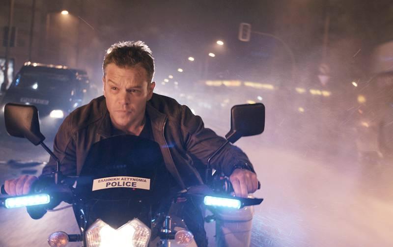 Jason Bourne (Matt Damon) gikk under jorden like før NSA skrudde på sitt overvåkingsprogram PRISM, og han har nå enda større grunn til å være paranoid.foto: United International Pictures