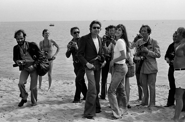 I jubileumsåret 2017 er Charlotte Gainsbourg en av stjernene i Cannes, slik foreldrene Serge Gainsbourg og Jane Birkin var i 1971.