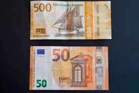 Politiet advarer mot falske 500-lapper i Sarpsborg