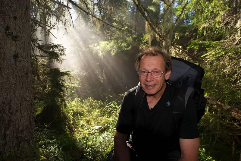 Plukkhogst kan gi inntil 40 prosent høyere nettoinntekt enn flatehogst, tror Gjermund Andersen i Naturforbundet.