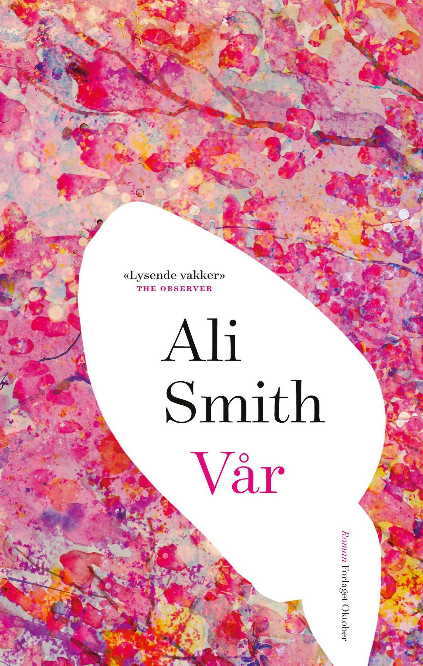 """Ali Smith, """"Vår"""""""