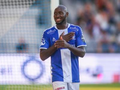 Ibrahime Koné med fire mål før pause da Sarpsborg knuste Sandefjord