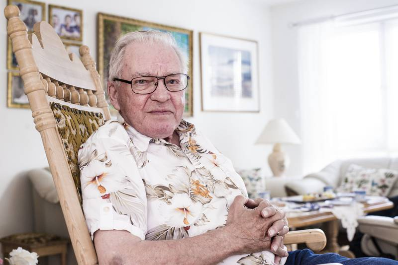Hagder Albert Solmyr har fått tilbake nattesøvnen etter at SPK til slutt lot være å avkreve ham 574 000 kroner