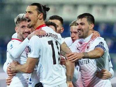 Zlatan-show ga Milan ny luke