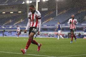 17-åring sikret Sheffield United-seier borte mot Everton med mål i debuten