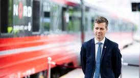 En pakke for flere grønne togreiser – i Norge og Europa