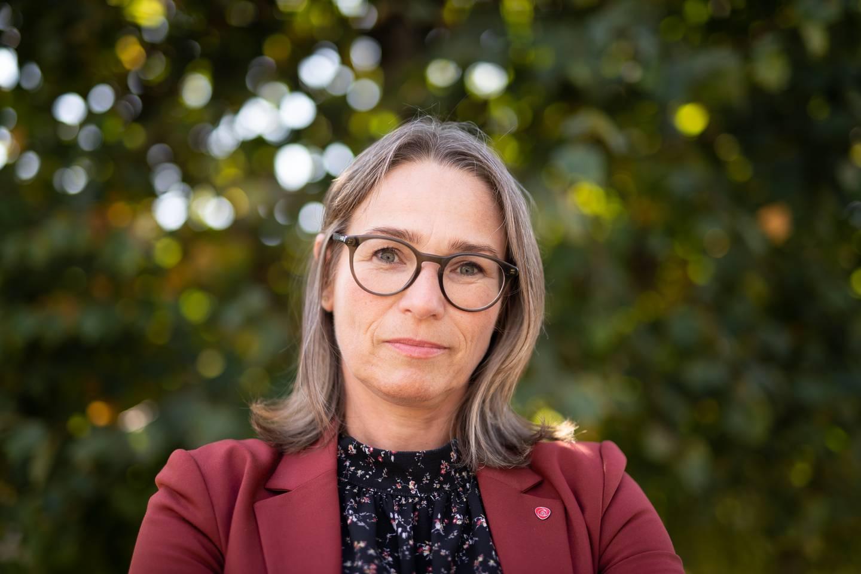 4.kandidat fra Oslo Arbeiderparti, Trine Lise Sundnes.