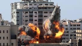 Israel fastholder at Hamas hadde tilhold i mediebygning