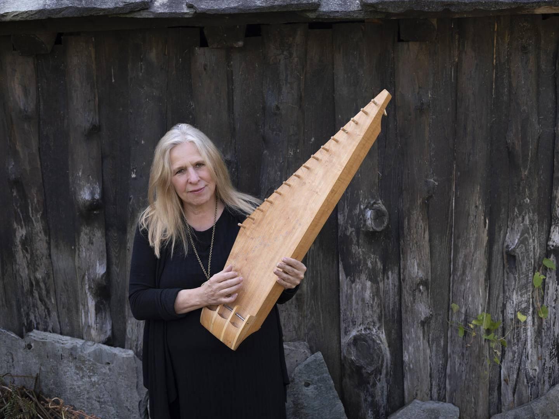 Sinikka Langeland er klar for dobbel strømmekonsert.