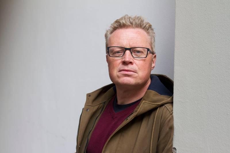 Forfatter og journalist Vidar Kvalshaug