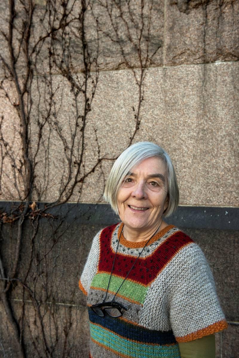 Magnhild Folkvords «Betzy Kjeldsberg. Feminist og brubyggjar» lanseres i disse dager. FOTO: MIMSY MØLLER