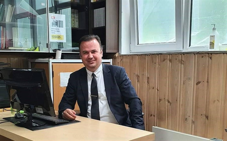Mustafa Gezen styreleder i Drammen Sentrum Moske.