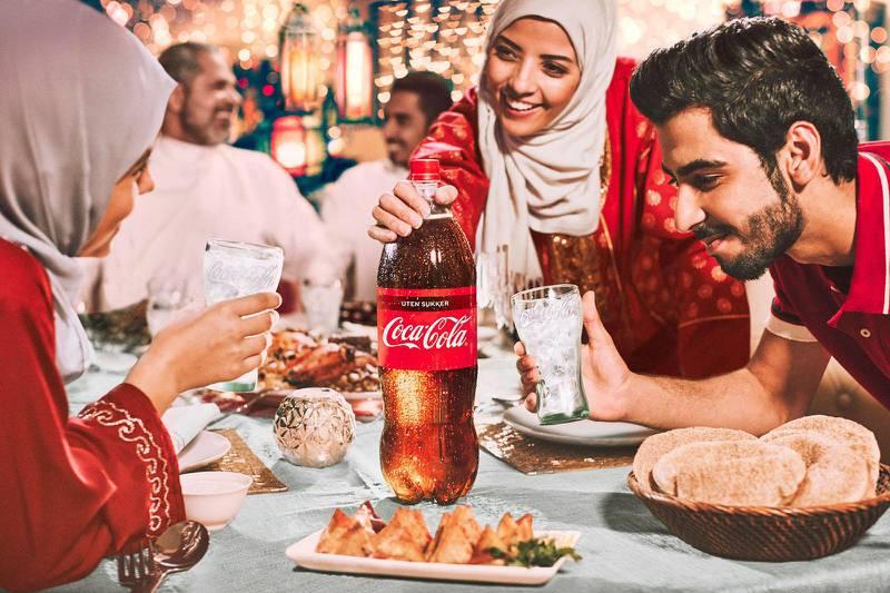 Vil flere selskaper følge norske Coca-Colas reklame-suksess fra i fjor? Foto: Trigger/Coca-Cola