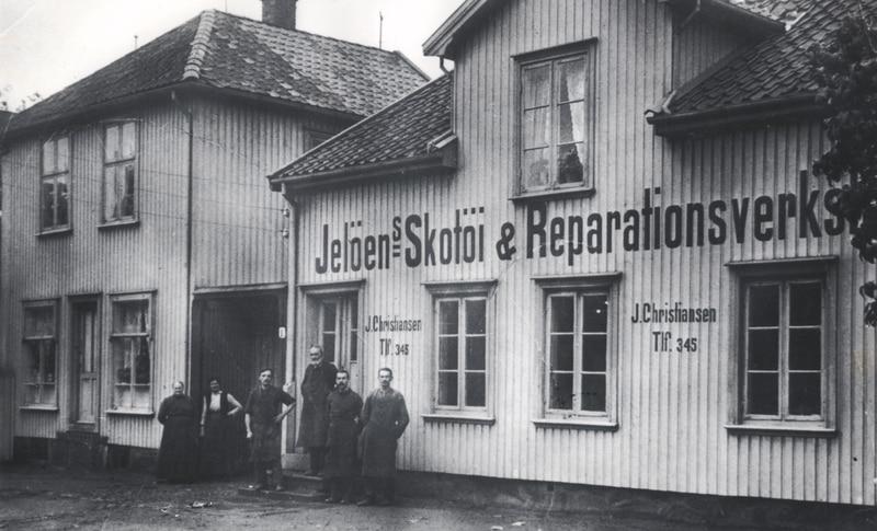 Skomakergården på Jeløy