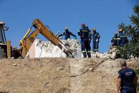 Jordskjelv har krevd liv på Kreta