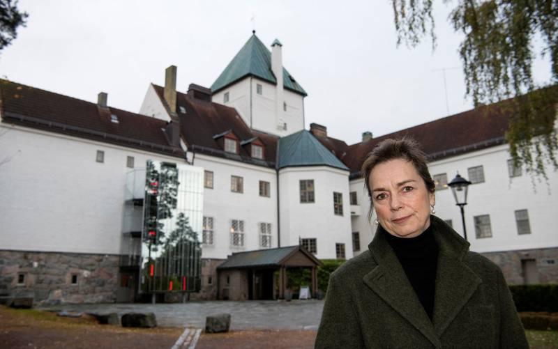 Historiker Bodil Stenseth har brukt to år på å skrive historien om Villa Grande.
