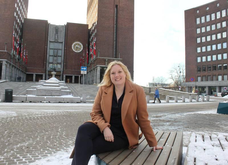 Aina Stenersen (Frp) ber byrådet rydde opp i gjengs leie-saken som rammer Kristoffer Væhle Rodriquez og andre i hans situasjon.