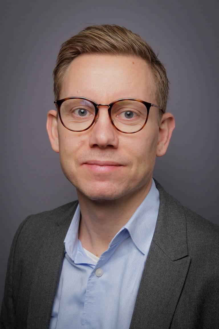 Digitaliseringsdirektør Anders Aagaard Sørby.