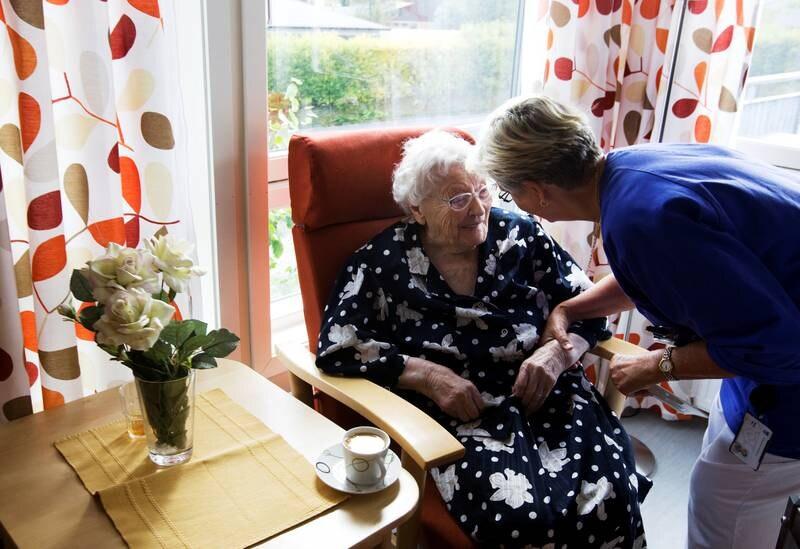 Pasientene i hjemmesykepleien i Stavanger gir gode tilbakemeldinger om tjenestene.