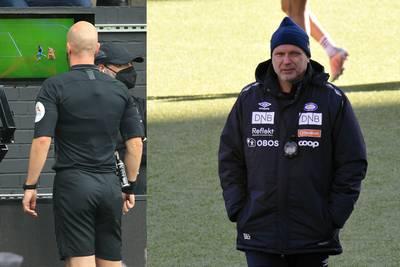 Vålerenga-supportere reagerer på klubbens anbefaling om å innføre VAR i Norge: Slik svarer Fagermo