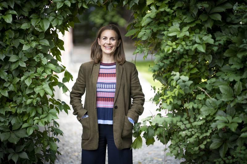 Forfatter og lege, Nina Brochmann.