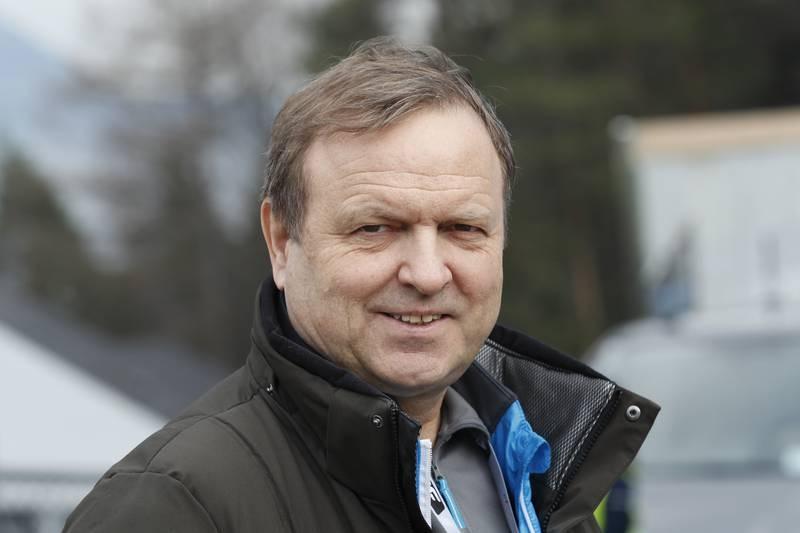 Bertil Pålsrud er optimist med tanke på verdenscuprenn i skyflyging for kvinner til 2023-sesongen. Foto: Geir Olsen / NTB