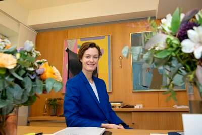 Hun er ny kulturminister: – Jeg har drømmejobben. Og jeg skal levere