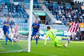 To perlemål og sen Sandefjord-straffebom da Sandefjord og Tromsø spilte uavgjort