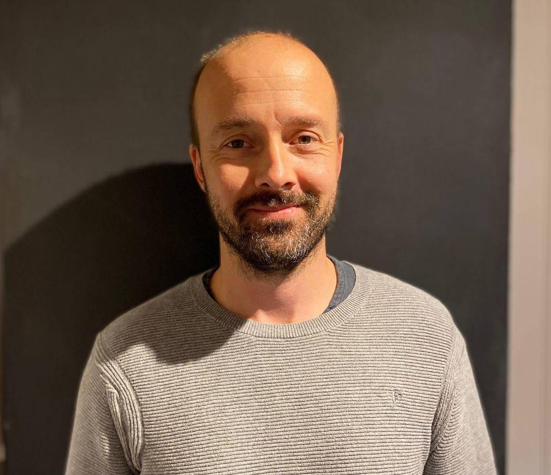 Ole Martin Kolberg, hovedtillitsvalgt i Fredrikstad forberedte streik, men gir nå honnør til de som har forhandlet for FO.