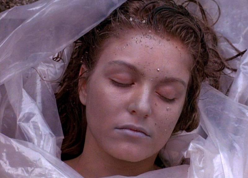 «Hvem drepte Laura Palmer?» var det store spørsmålet i «Twin Peaks». FOTO: FOX-PARAMOUNT HOME ENTERTAINMENT