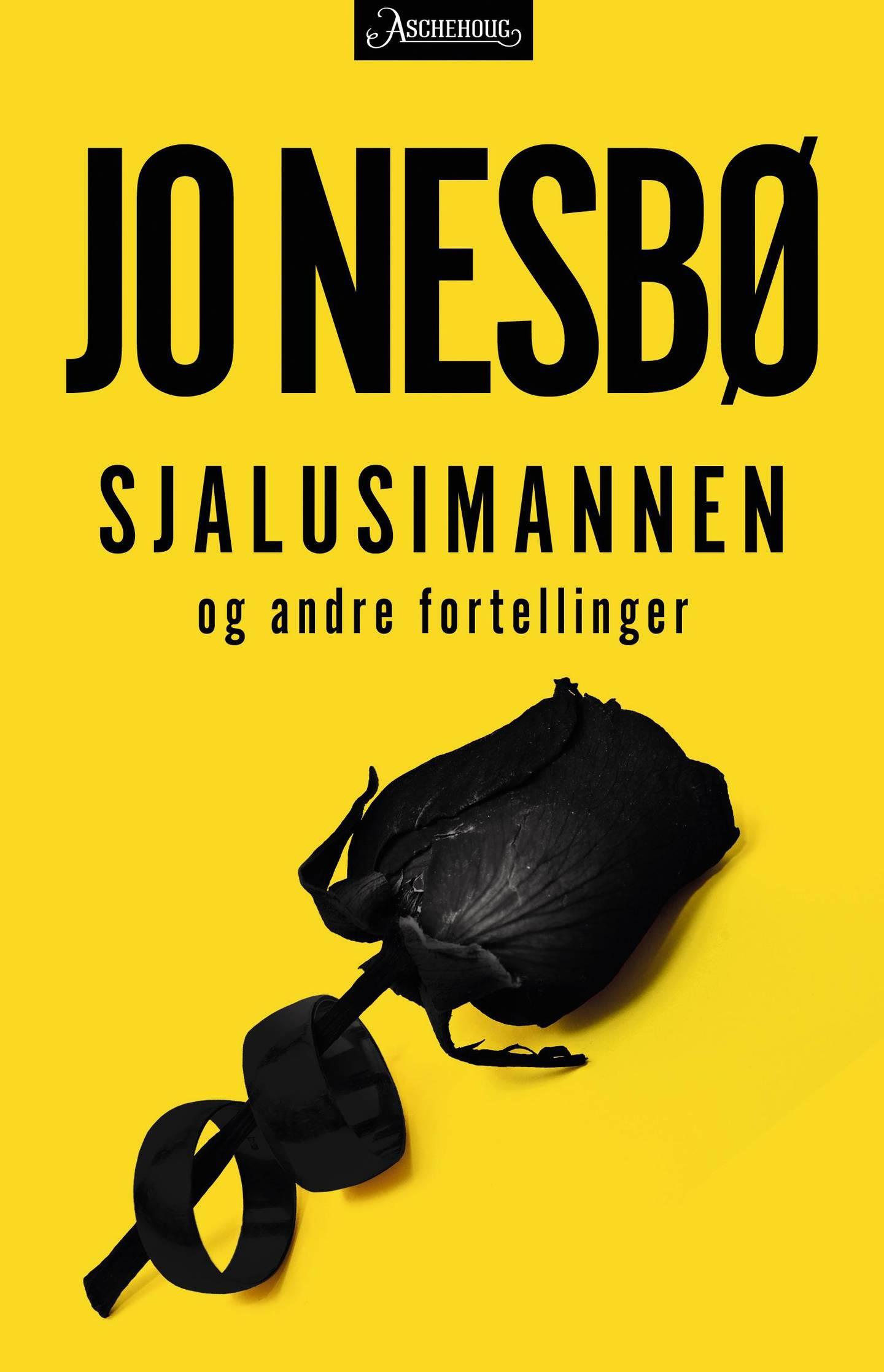 Sjalusimannen av Jo Nesbø