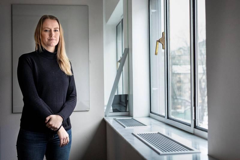 Unge Høyre-leder Sandra Bruflot tror framtidens velferdsstat må finansieres gjennom økte skatter og avgifter, og at det ikke er en vei utenom – selv ikke for Høyre.