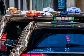 EØS-tilsyn vil reagere påreversering av taxireformen