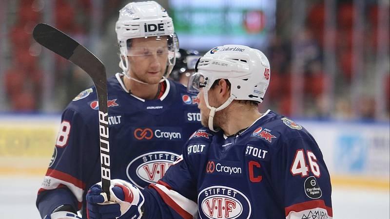 Tobias Lindström og Jørgen Karterud kjempet innbitt for å komme seg tilbake mot Sparta, men denne gang kom det ikke noen forrykende sluttspurt fra Vålerenga.