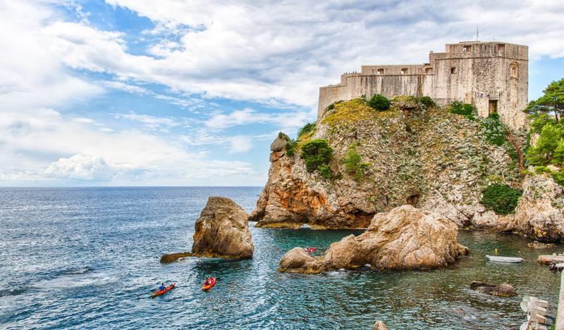 Dubrovnik er stappfull av «Game of Thrones»-kulisser. FOTO: ISTOCK