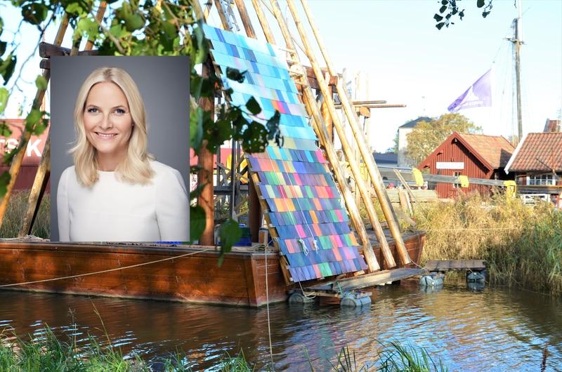 På Verdens miljødag, lørdag 5. juni, innvier HKH Kronprinsesse Mette-Marit Håpets katedral på Isegran i Fredrikstad.