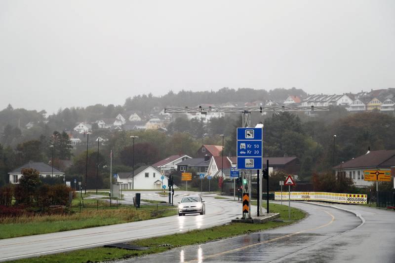 Bomstasjonen på Grannessletta blir satt ut av drift fra natt til mandag, kommunegrensene er ikke lenger rettesnoren.