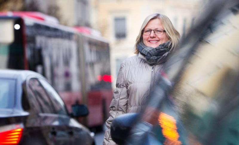 Anne Ombye. FOTO: ARNE OVE BERGO