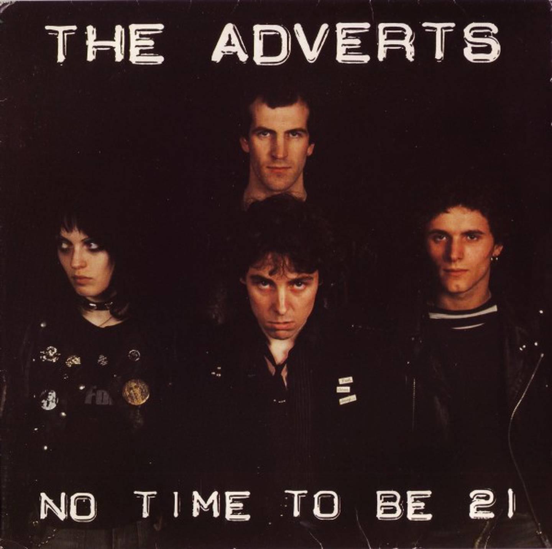 The Adverts, med gode minner om 21-årsalderen.