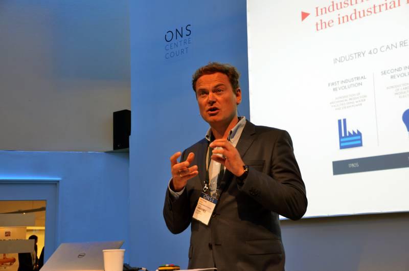 Tore Tennøe, direktør i Teknologirådet, mener det er på tide at Olje-Rogaland kommer opp med en plan B. Foto: Arne Birkemo