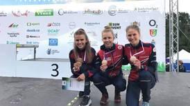 Fredrikstads medaljesankere i 2021