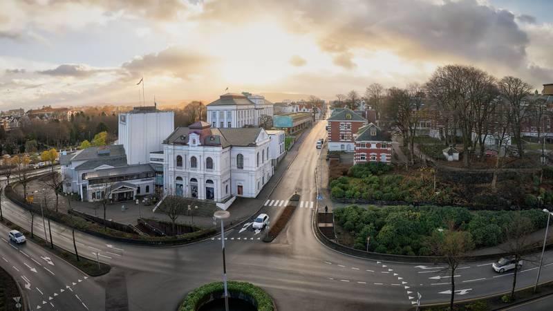 Regjeringen foreslår å gi ca 67 millioner kroner til Rogaland Teater, og tildelingen er som forventet til dekning av ordinær drift, justert for ABE-reformen.