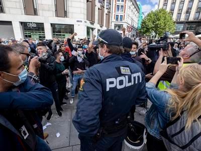 Ber folk holde seg unna lørdagens Sian-demonstrasjon i Oslo
