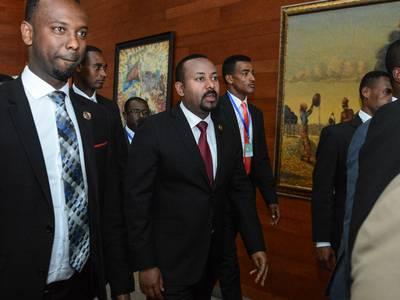 Den etiopiske hæren hevder å ha kontroll over Mekele