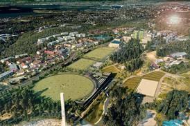Oslo-budsjettet: Pengedryss til idretten på Mortensrud