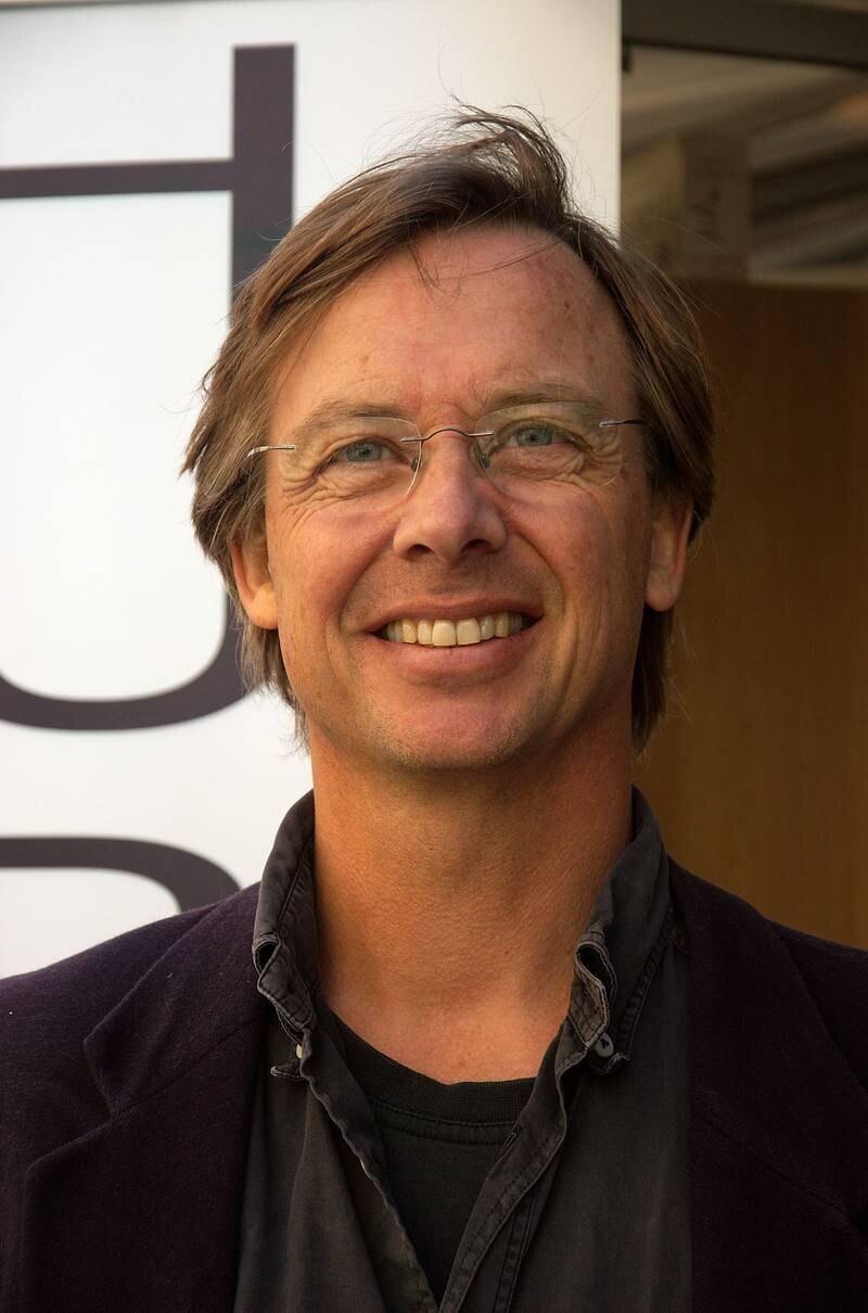 Martin Joyce Nygaard (58) er forfatter og forlegger.