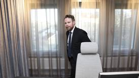 Torbjørn Røe Isaksen nekter innsyn i hemmelige Nav-råd