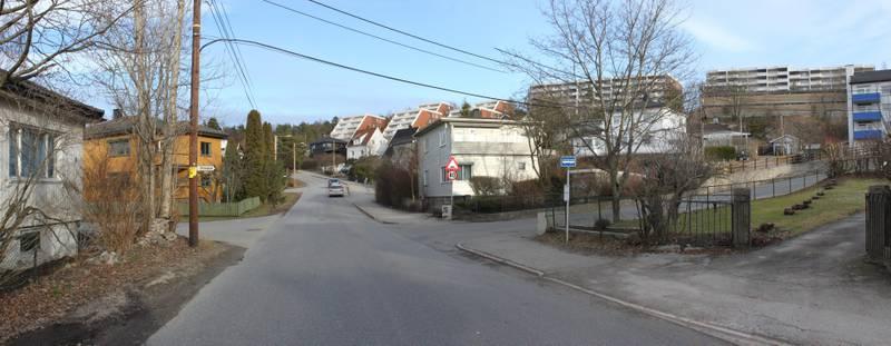 Boligene under blokkene skal rives og erstattes med ny bebyggelse.