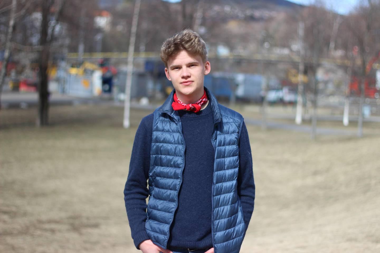 Marius Sjølyst