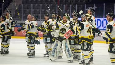 Live: Følg Oilers-Lillehammer direkte her